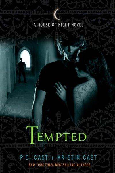 Tempted  - Hardcover cover