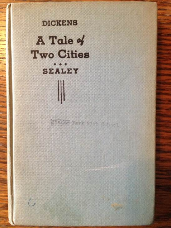 A Tale Of Two Cities - Hardcover cover