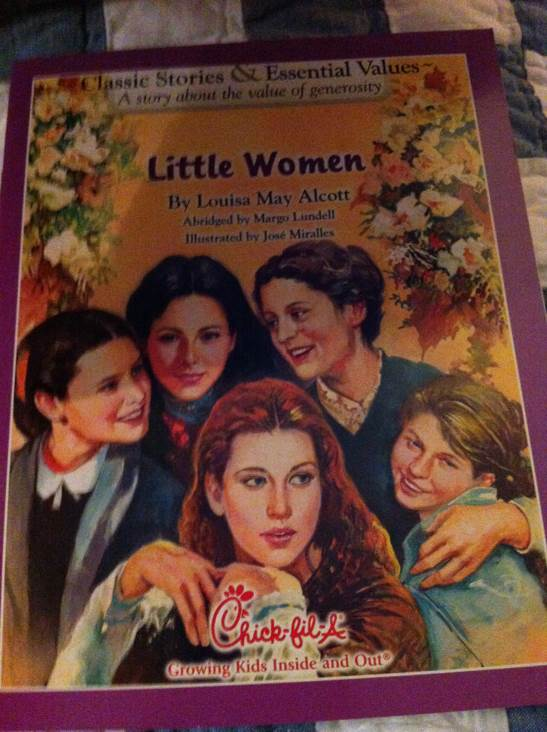 Little Women -  cover