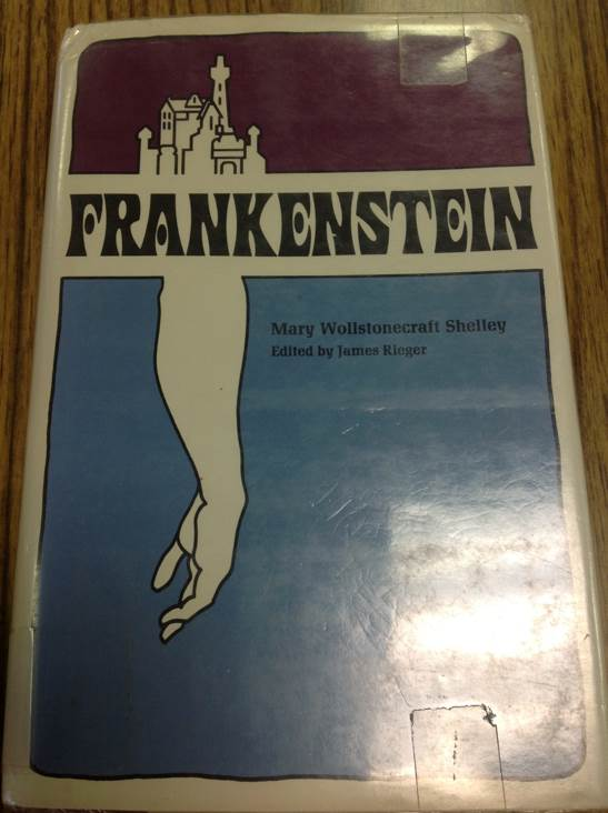 Frankenstein -  cover