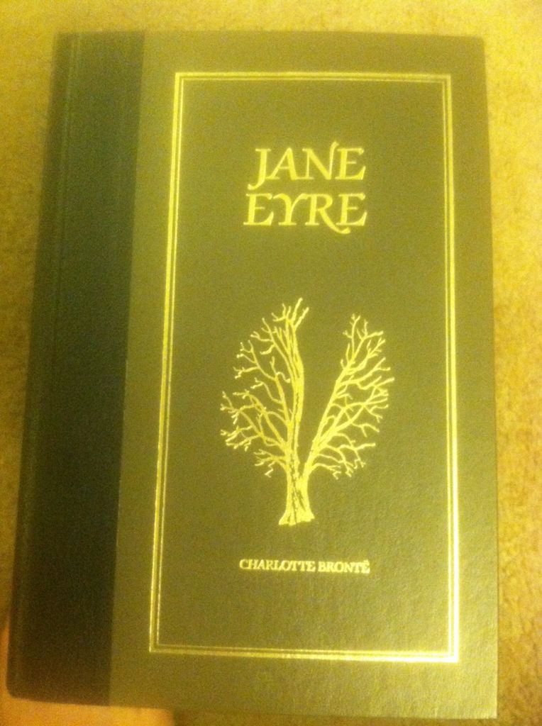 Jane Eyre - Hardcover cover