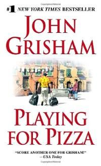 Playing for Pizza  - Paperback cover