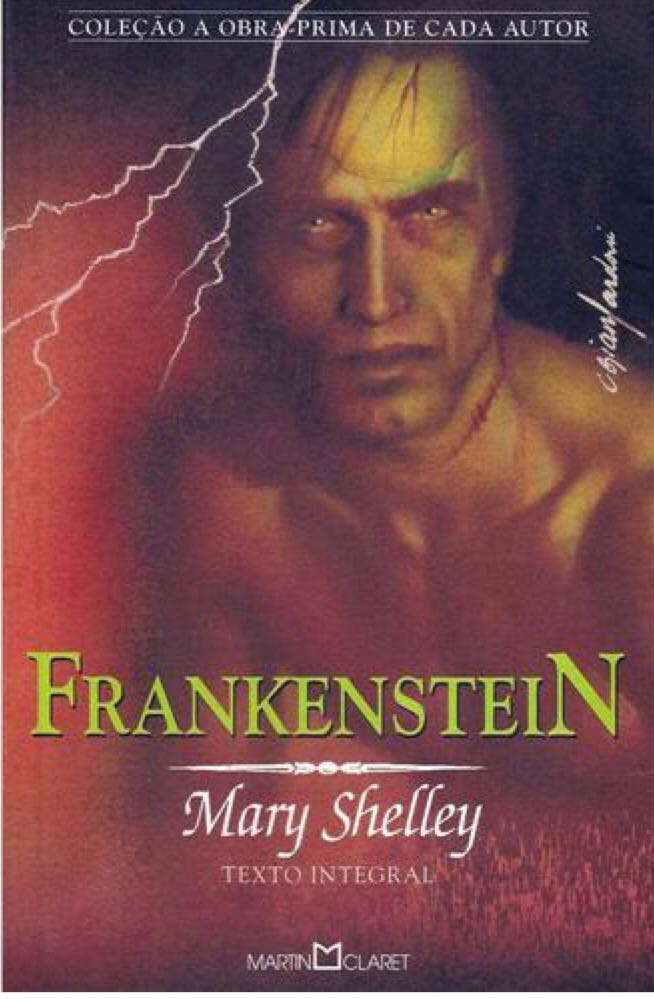 Frankenstein - eBook cover