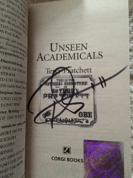 Unseen Academicals - Hardcover cover