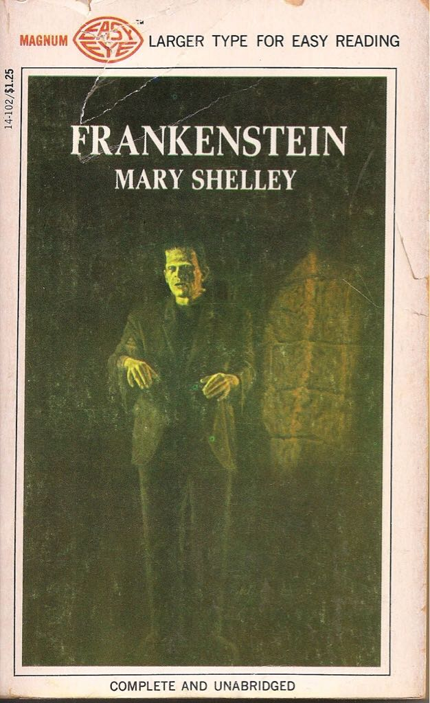 negative self image orientalism reading in frankenstein Frankenstein or, the modern narcissus frankenstein warns even in his dying moments he cannot rid himself of a deformed self-image.