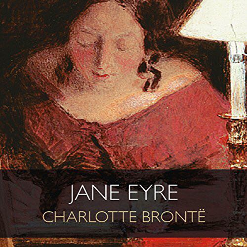 Jane Eyre - Audiobook cover