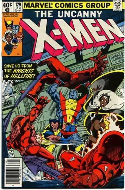 The Uncanny X-Men - Hardcover cover