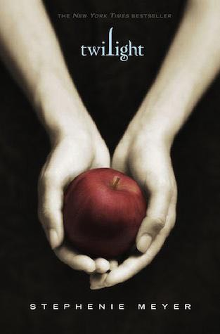 Twilight - Paperback cover