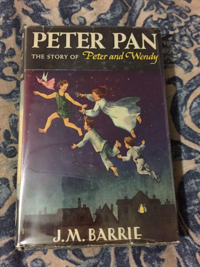 Peter Pan - Hardcover cover