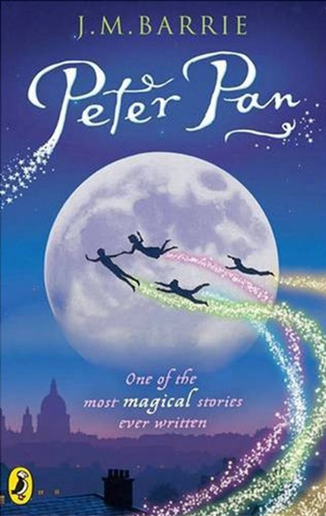 Peter Pan - Audiobook cover