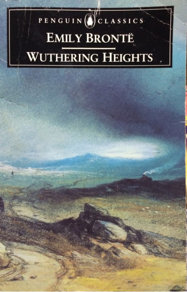 essay on wuthering heights Essays and criticism on emily brontë's wuthering heights - analysis.