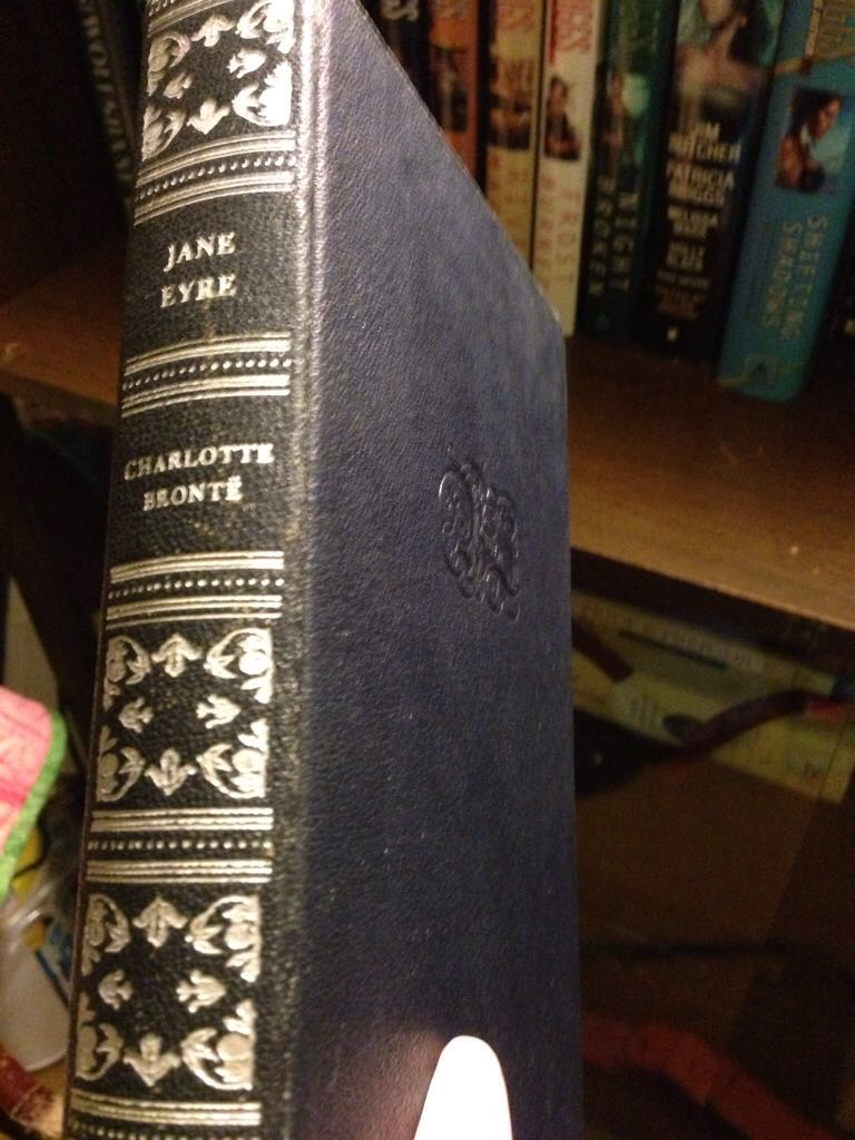 Jane Eyre - Sewn Binding cover