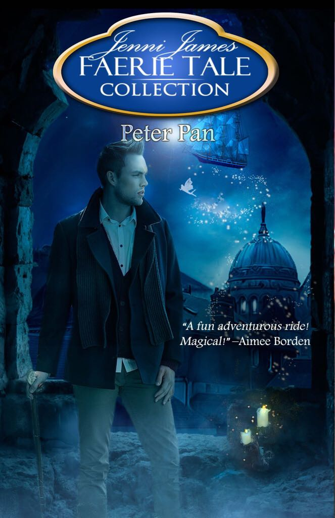 Peter Pan - eBook cover