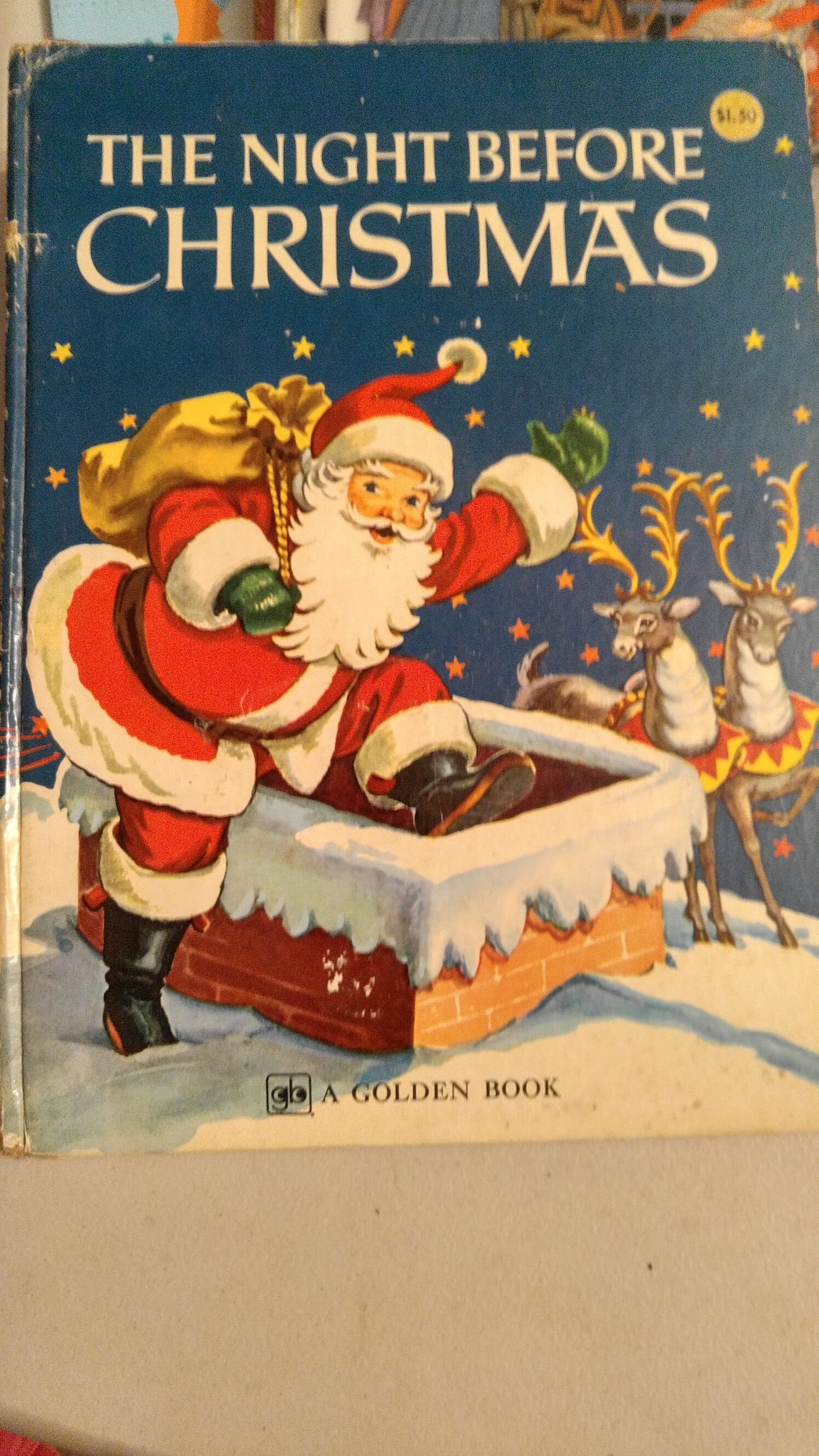 The Night Before Christmas - Hardcover cover