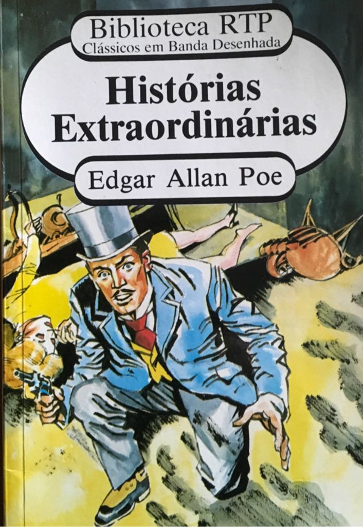 Historias Extraordinarias - Paperback cover