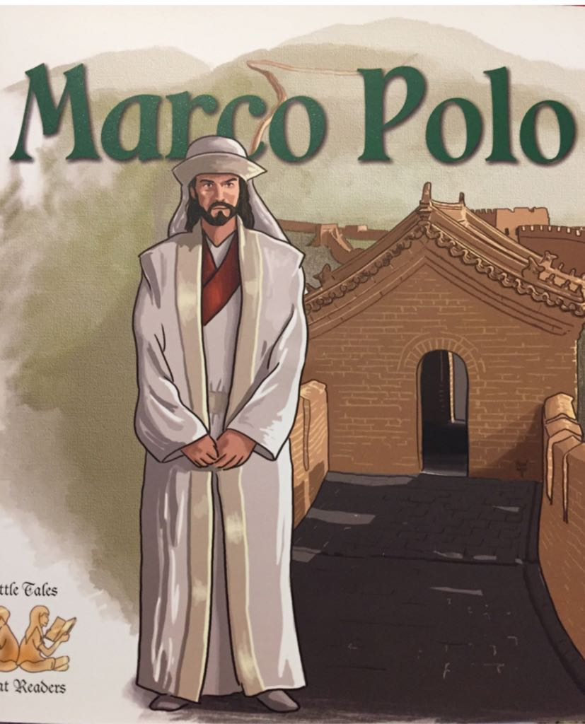 Marco Polo - Hardcover cover