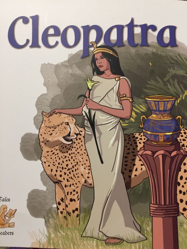 Cleopatra - Paperback cover