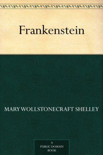 Frankenstein - eBook cover