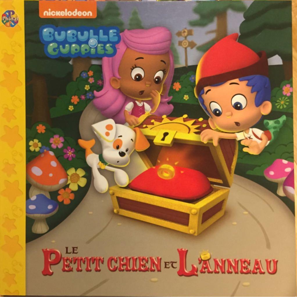 Bubulle Guppies - Le Petit Chien Et L'anneau -  cover