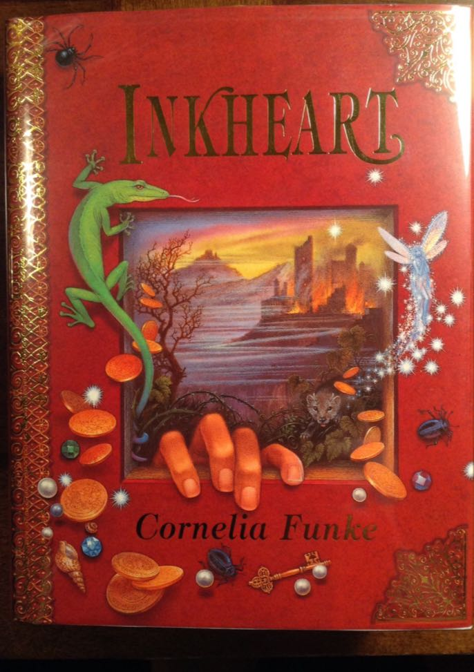 Inkheart - Paperback cover