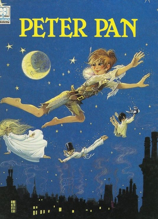 Peter Pan - Hardcover cover