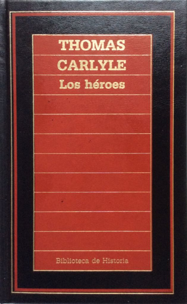 Los héroes - Hardcover cover