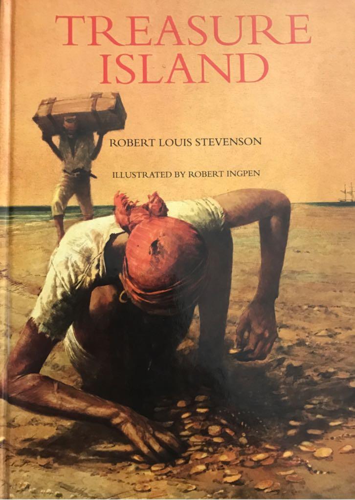Treasure Island  - Hardcover cover