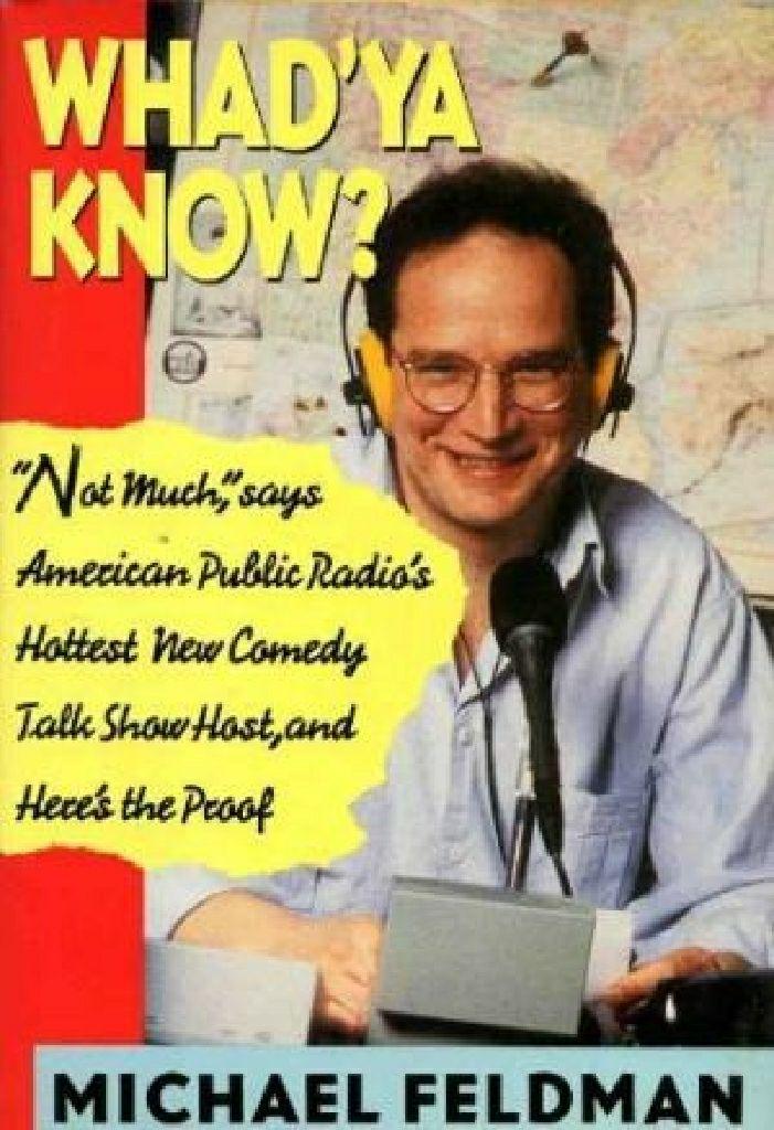 Whadya Know -  cover