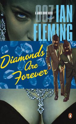 Diamonds Are Forever - eBook cover