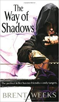Night Angel Trilogy 1: The Way Of The Shadows - Paperback cover