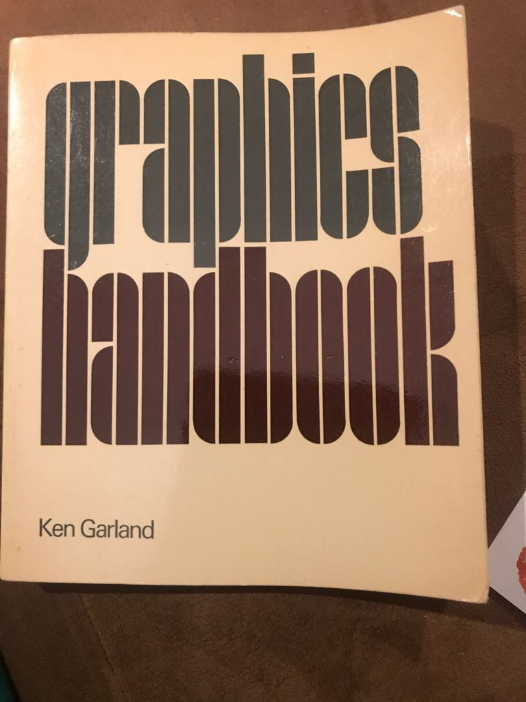 Graphics Handbook - Paperback cover