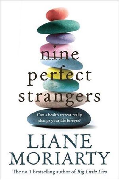 Nine Perfect Strangers -  cover