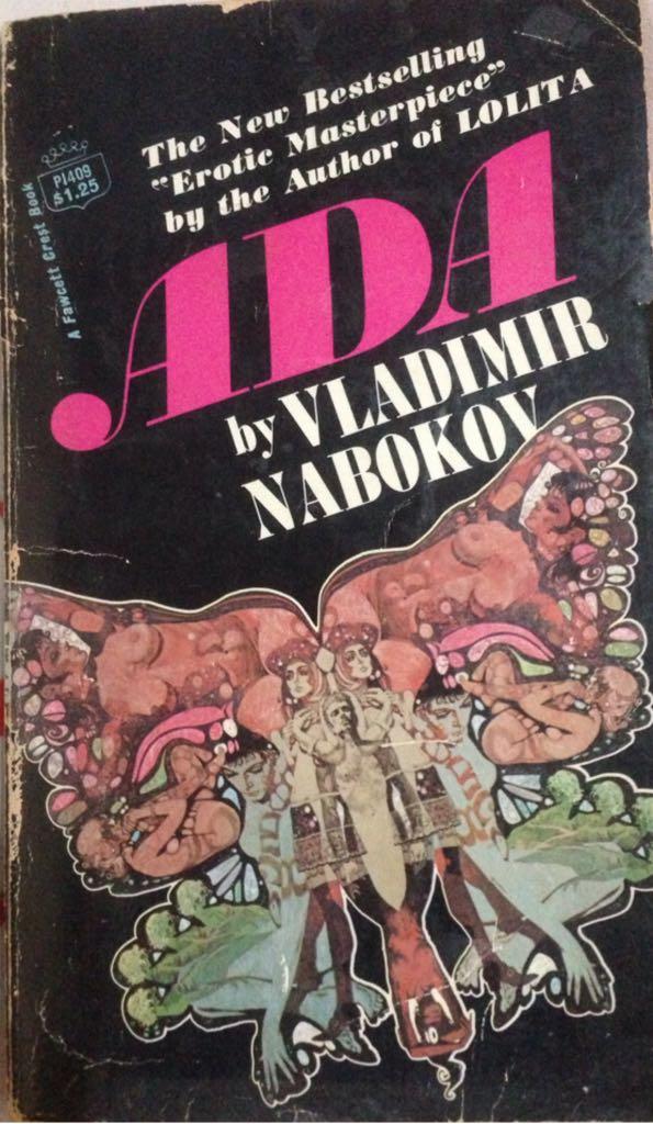 Ada - Paperback cover