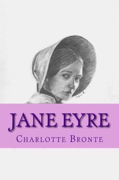 Jane Eyre - eBook cover
