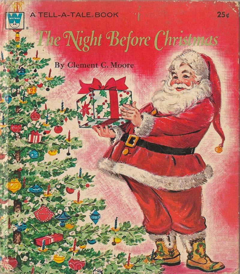 The Night Before Christmas - eBook cover