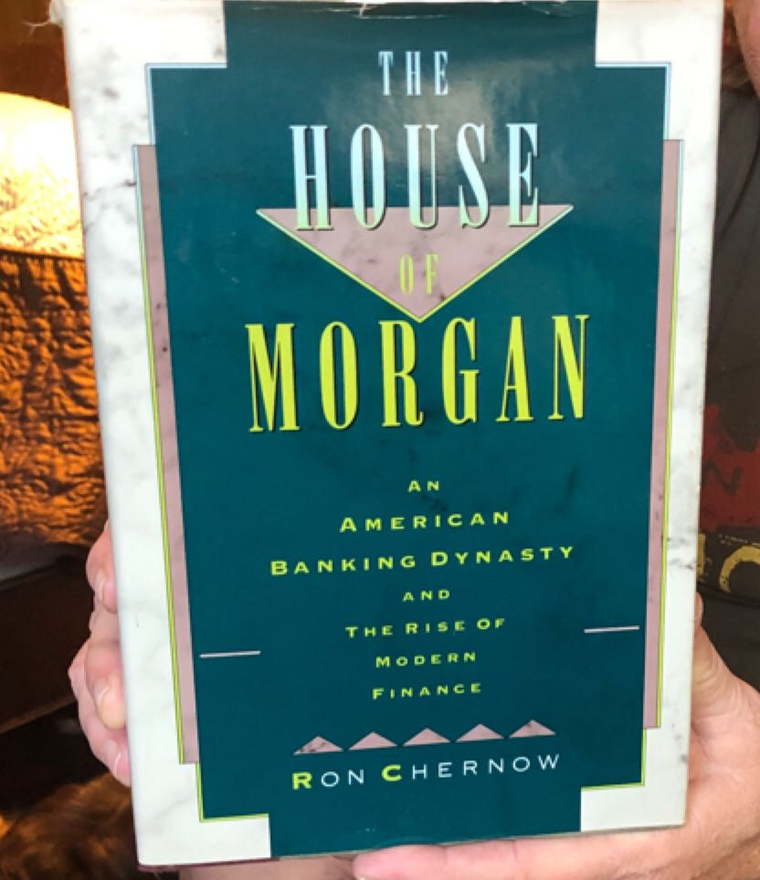 House Of Morgan -  cover