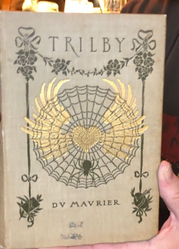 Trilby -  cover