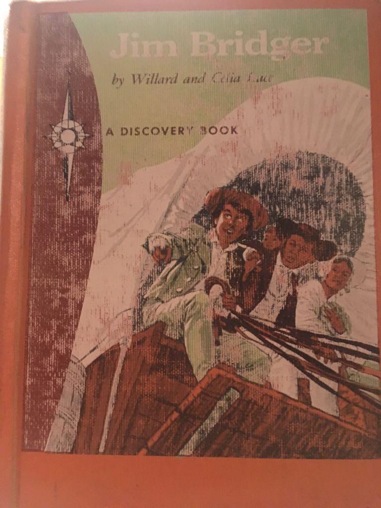 Jim Bridger - Hardcover cover