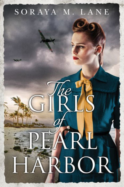 The Girls Of Pearl Harbor - Paperback cover