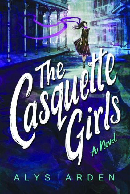 The Casquette Girls - Paperback cover