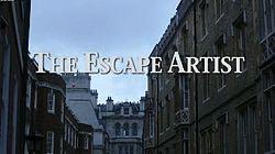 The Escape Artist -  cover
