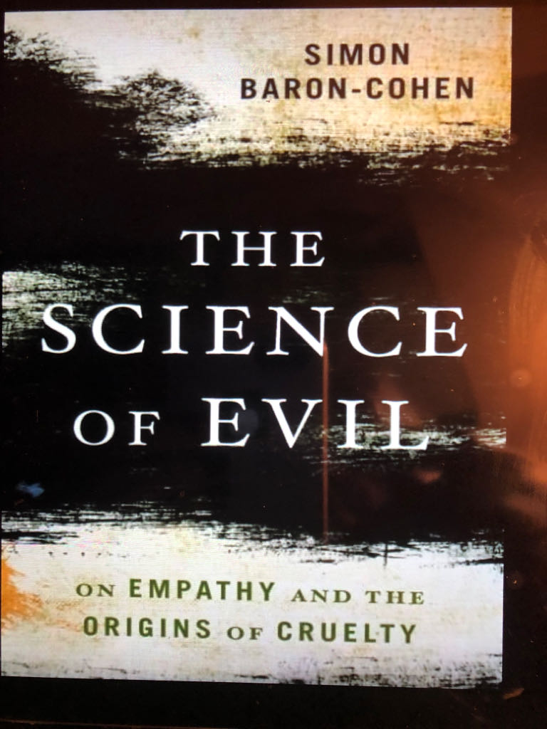 The Science If Evil -  cover
