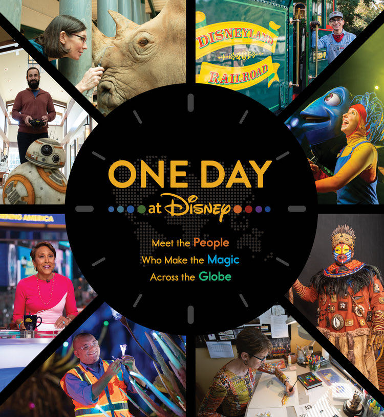 Disney - One Day At Disney -  cover