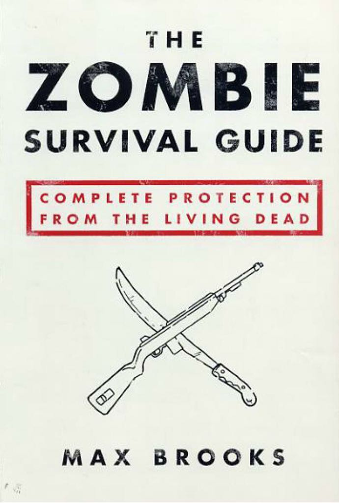 The Zombie Survival Guide - Hardcover cover