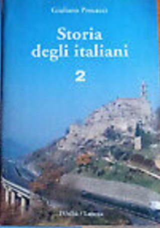 Storia degli italiani Vol. 2 -  cover
