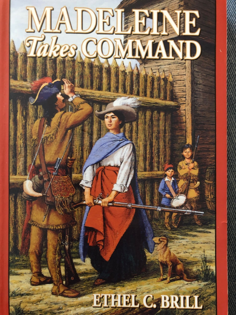 Madeline Takes Command -  cover