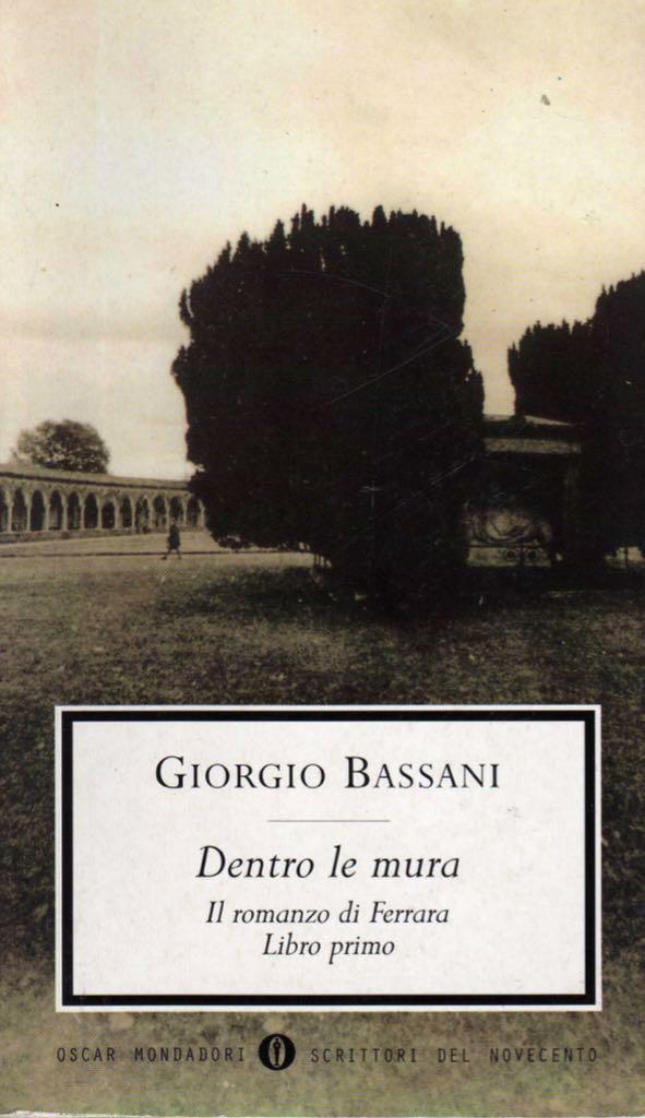 Bassani, Giorgio -  cover