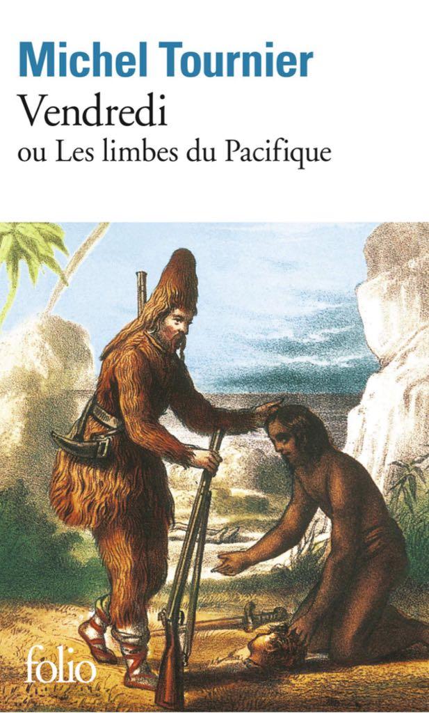 Tournier, Michel -  cover