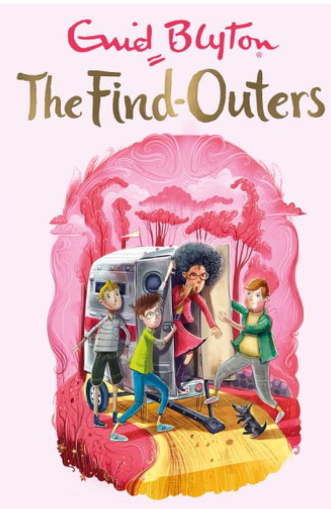 Five Find-Outers - Paperback cover