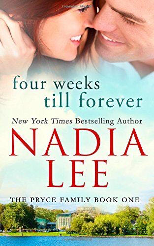 Four Weeks Till Forever - eBook cover